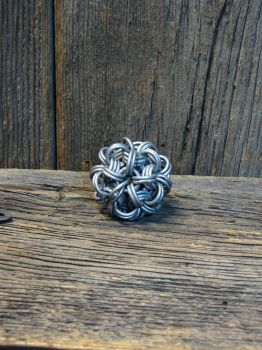 Chain Maille Ball by Williamjohn