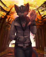 Fire Season by Zeta-Haru