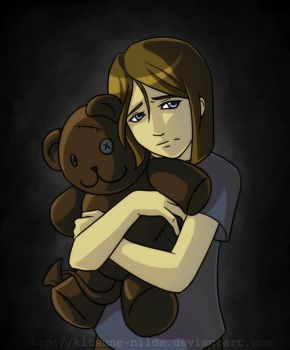 :Metalocalypse: Toki and Teddy by kitsune-nilde