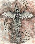 Tattoo :: Angel by Fanhir