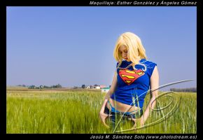 Supergirl sexy by itsukih