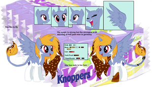 Princess Knoppers ref by Neutron-Quasar
