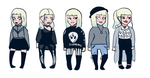 Outfits by Misspic