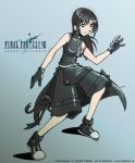 Tifa all up n shiny by desfunk
