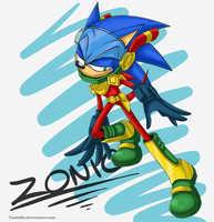 Zonic by Tanzilla