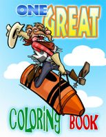 One Great Coloring Book by andrewchandler80