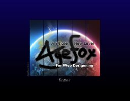 web page sample 1 by agefox