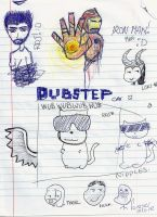 More Avengers shit and DUBSTEP CAT by Diamond-Racer