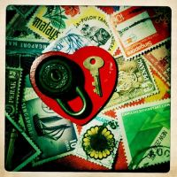 under lock and key. by Camiloo