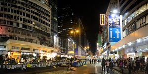 Mong Kok, Day 41 by rainpx
