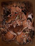 Ralph Bakshi's Wizards by choffman36