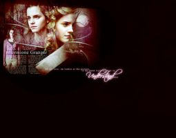 Hermione Granger Desktop by GABY-MIX