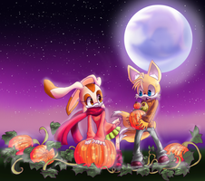 Pumpkin Cinema by Vincintblaze