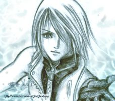 .:KH2 - Issho ni:. by WoodenOrchid