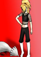 Deidara by Sheelos-lover