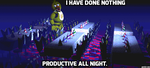 Nothing productive by kinginbros2011