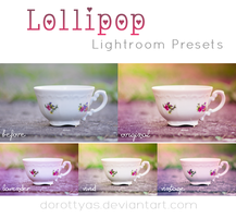LR Preset Pack: Lollipop by DorottyaS