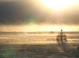 burning man by kirgooz