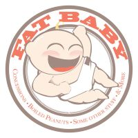 Fat Baby Concessions logo by kwant