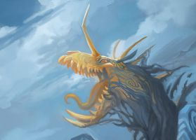 Caelum Sky Illustrated #2 Preview by ALRadeck
