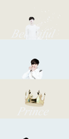 [GRAPHIC] Prince in White by Syaoran-Ngo