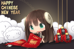 HAPPY CHINESE NEW YEAR 2015 by kopianget