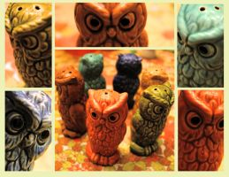 Spice Owls if the Apocalypse by distasty