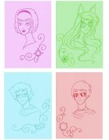 Beta kids by LadySiryna