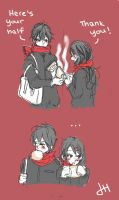 Kagerou Project Comic #2 by JaneyHee