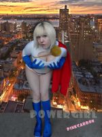 Power Girl V2.0 by PinkCarbon