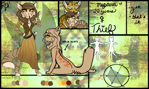 [ Megaera - WOT - Thief ] by Duchess-Masquerade
