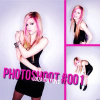 Photoshoot Avril Lavigne by LuizaEditions