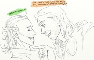 Hiddlesworth-Thorki by ASAMESHII