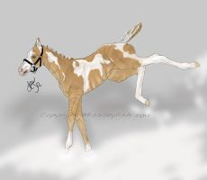 3202 TWF Winter Serenity (foal ref) by MissStylish