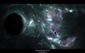 Tranquility by Andromed404