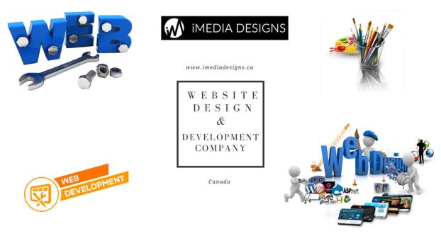 Web Design and Development Company Canada by iMedia11