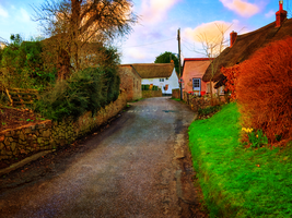In the village by rhb4