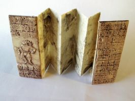 Maya Codex II by LadyArtisan