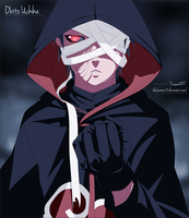 Obito Uchiha by BlackAnime15