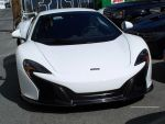 White Mclaren 650S by SeanTheCarSpotter