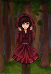 Little Red Riding Hood by Wera-chan