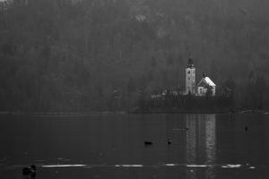Island of Bled by luka567