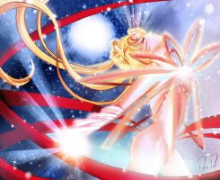 Sailor Moon Henshin by daadia