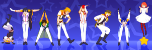 Uta no Prince-Sama - STARISH! by rasenth