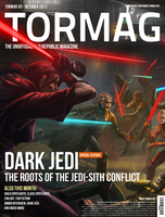 Tormag Cover October (unreleased) by modroid