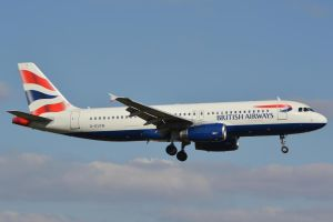 G-EUYB - Airbus A320-232 - British Airways by mysterious-one