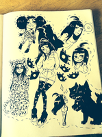 Hazel Eyes by NANOKUMA