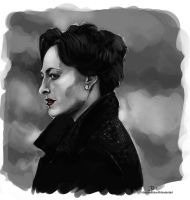 -Irene Adler- by obsceneblue