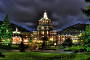 The Homestead Resort in HDR by DreAminginDigITal