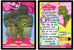 Murky Trading Card by jaz18